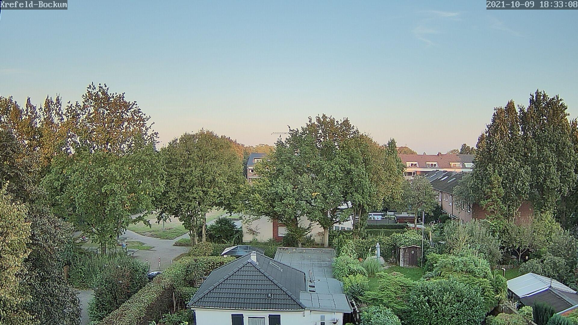 Krefeld - Bockum, aktuelles Bild alle 10 Minuten