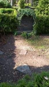 Grabstätte Eltern Großeltern Lubmin