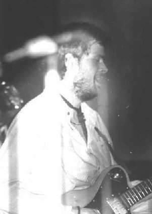 Frank Weber, Konform, Gitarre