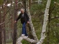 Frank Weber, balancieren