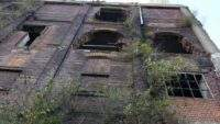 Lagerhaus Ruine Krefeld