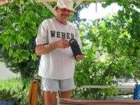 Weber, Urlaub