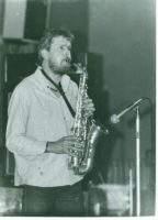 Frank Weber Altsaxophon