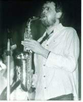 Frank Weber Saxophon