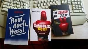 Frank Weber Lieblingsbücher