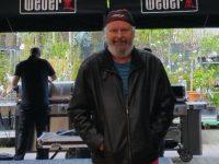 Frank Weber im Gartencenter