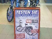 Fahrräder für das Volk?